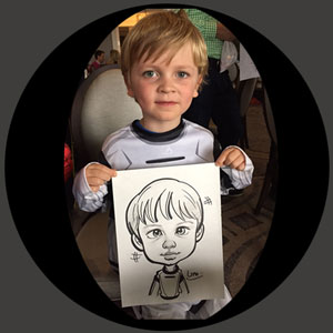 Children's Caricatures