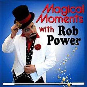 Rob Power Magician